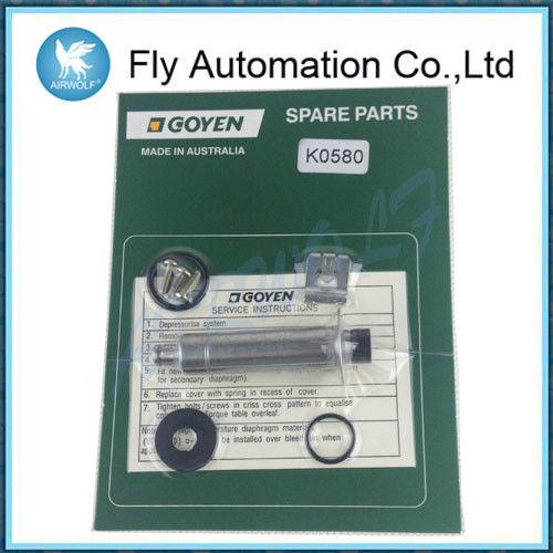 K0580 K0584 Armature Plunger Pilot Solenoid Valves For Goyen RCA5D2