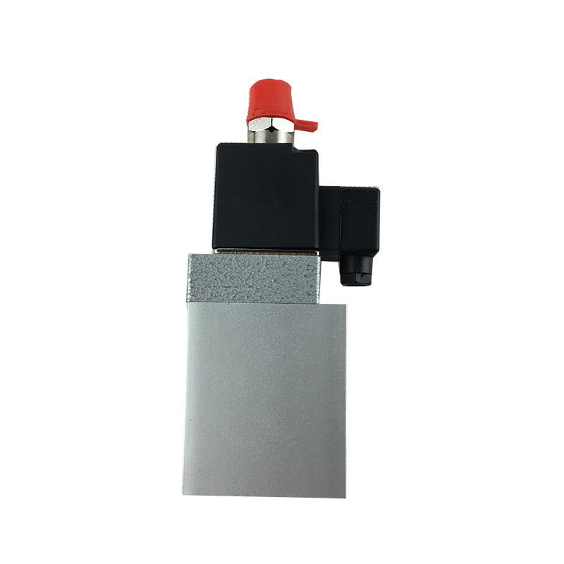 Compressed Air Pneumatic Solenoid Valves Pilot Structure Medium Temperature
