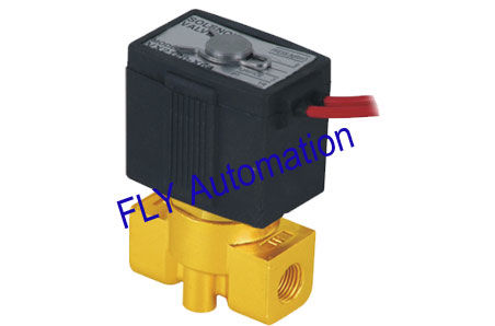 NBR or EPDM Sealed SMC Electric Water Solenoid Valves VX2120-06