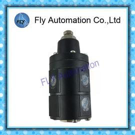 چین مواد آلومینیوم سیستم قطعات پنوماتیک قفل تا شیر YT-400S YT-400D توزیع کننده